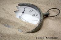 Sterbende erinnern uns daran, dass die Uhr abläuft. Ob wir wollen oder nicht...