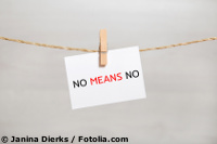 Nein sagen ist oft nicht so leicht - besonders wenn man ein Jasager ist...